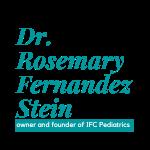 Dr Rosemary Fernandez Stein, Pediatrician